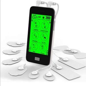 Eunon touchscreen ten ems unit muscle stimulator